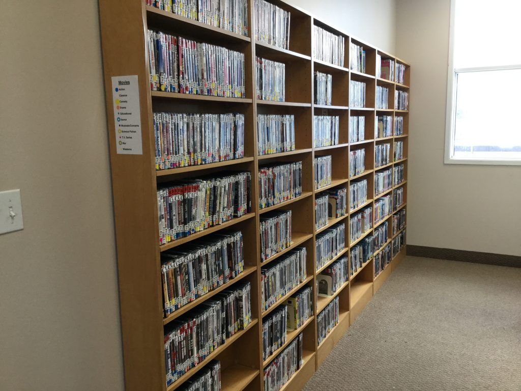DVD's, Audiobooks & Online Resources – Stirling-Rawdon Public Library