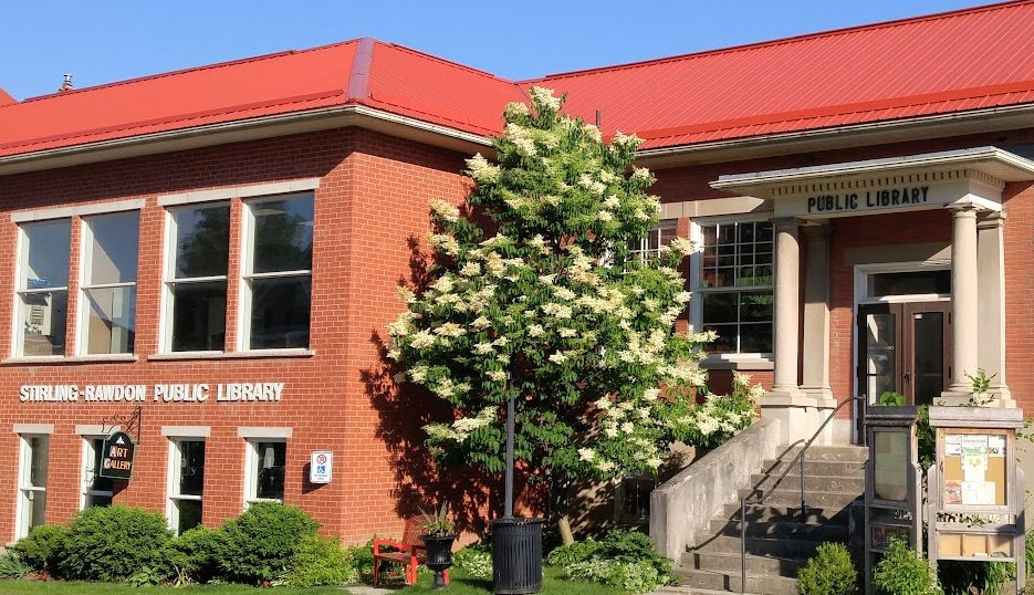 Stirling-Rawdon Public Library